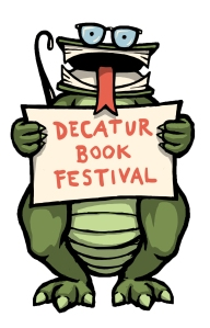 Decatur Book Festival Bookzilla