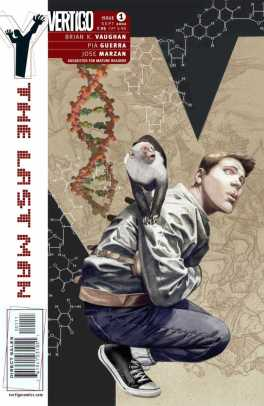 Y the Last Man Issue 1