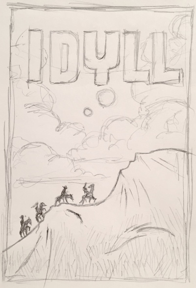 Idyll cover_sketch2